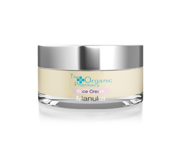 Organic Pharmacy Manuka Face Cream gvies my skin an instant lift