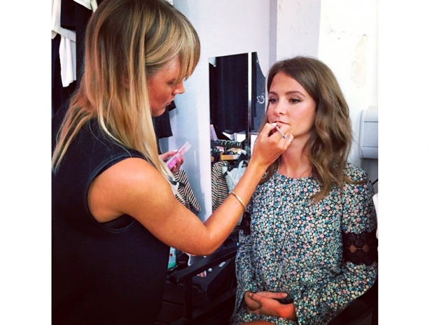 ditsy floral smock dress from millie mackintosh ss15