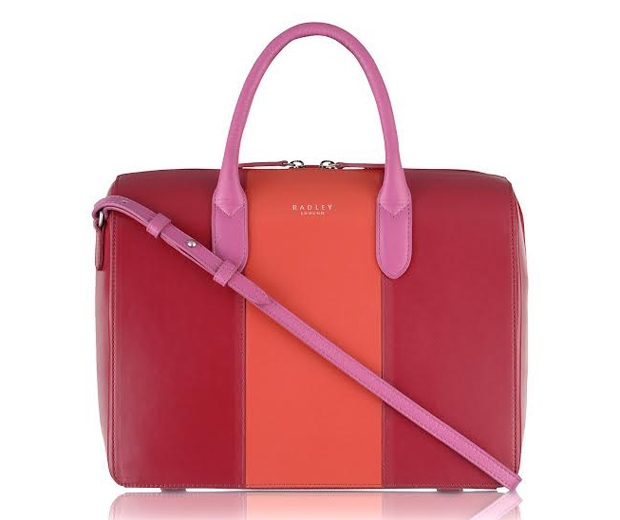 Bloomsbury Medium Barrel Bag, £219