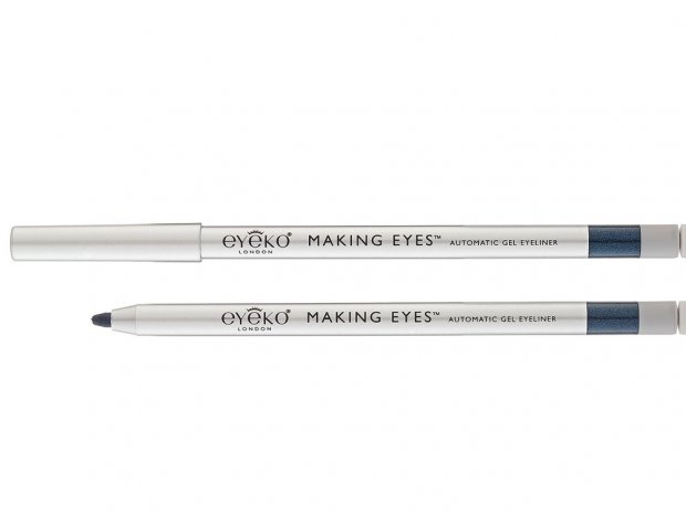 Eyeko Visual Eyes Liquid Eyeliner in Midnight blue