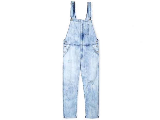 CURRENT/ELLIOTT Ranch Hand Dungarees