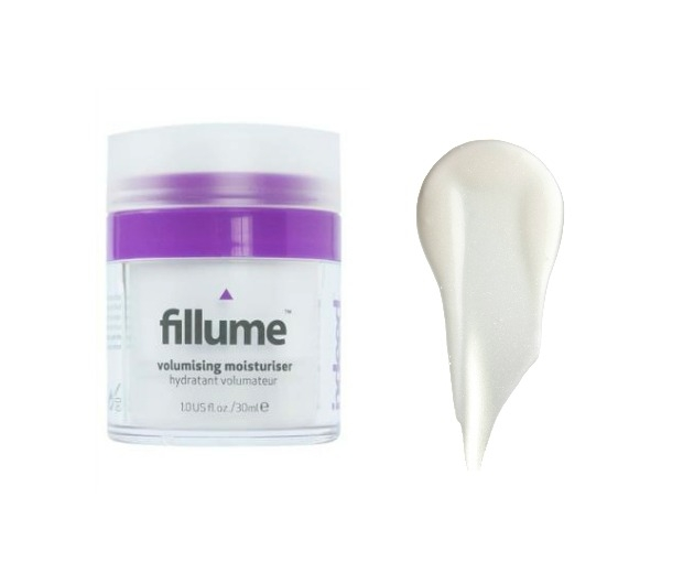Indeedlabs' Fillume Volumising Moisturiser helps to plump while its moisturises