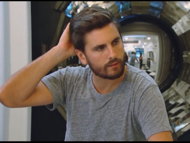 Scott Disick, Keeping Up With The Kardashians