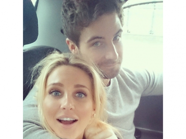 Stephanie Pratt is currently totally loved up with her co-star Josh