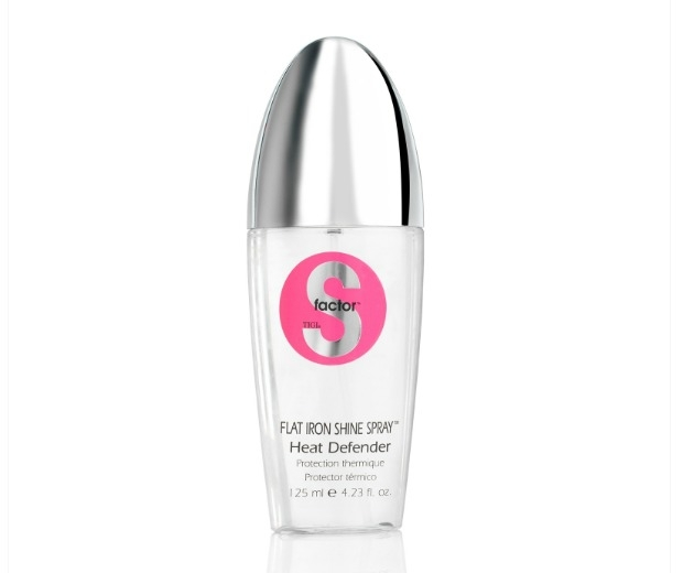Tigi S Factor Flat Iron Shine Spray, £9.95
