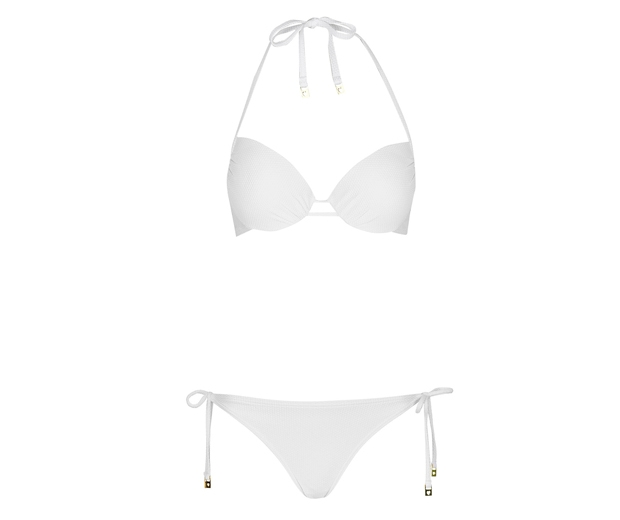 White Topshop Bikini, £24