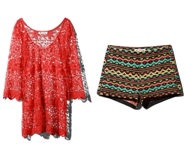 H&M loves Coachella collection