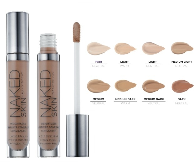 Urban Decay Naked Skin Weightless Complete Concealer, £17