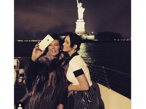 @vmagazine: Kris Jenner and Katy Perry bond over a selfie (or two)...