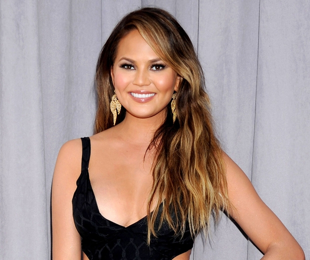 Bye-bye long locks! Chrissy Teigen has gone short!