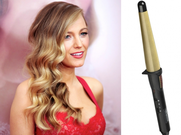 Blake Lively Hair How-To