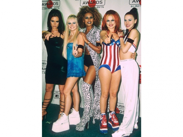 Spice Girls fancy dress has never been easier