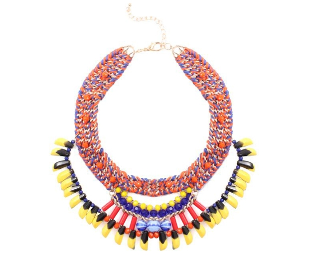 Accessoryo Tribal Necklace, £18.50