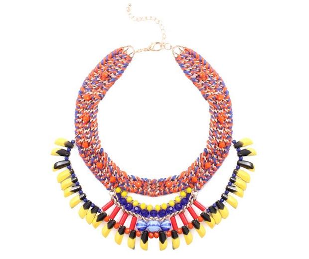 Accessoryo Tribal Necklace, £18.50