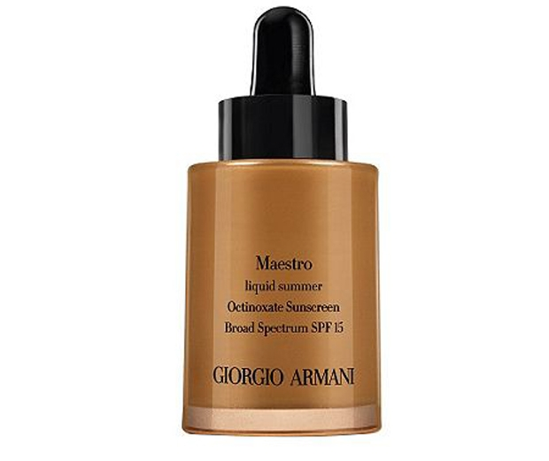 Giorgio Armani Maestro Sun, £35