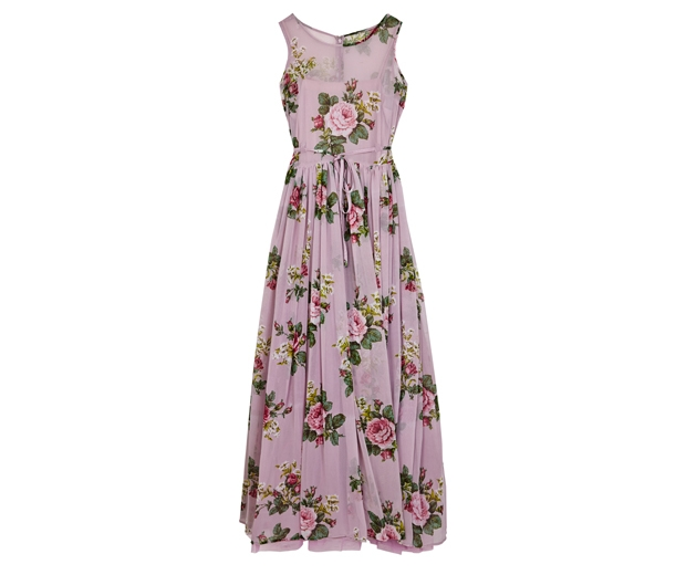 Asos Lilac Maxi Dress, £95