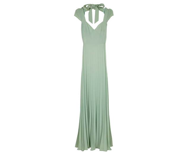 Asos Frilled Maxi Dress, £65