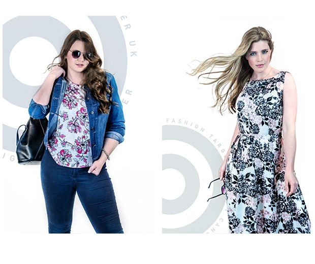 This is the first time Fashion Targets Breast Cancer have used plus size models