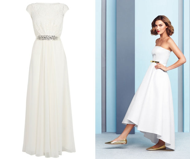 High Street Wedding Dresses That Look Really Expensive Look