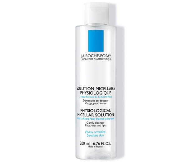 La Roche-Posay Physiological Micellar Solution, £12