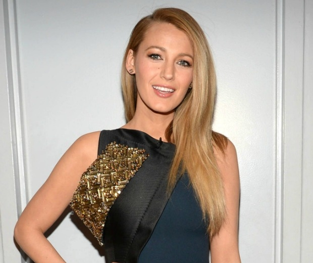 Blake Lively day three hairstyle