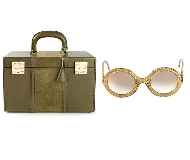 These vintage Dior shades are so this season!