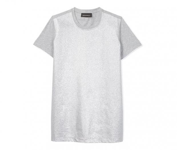 Diesel Black Gold Tintage T-Shirt – Silver
