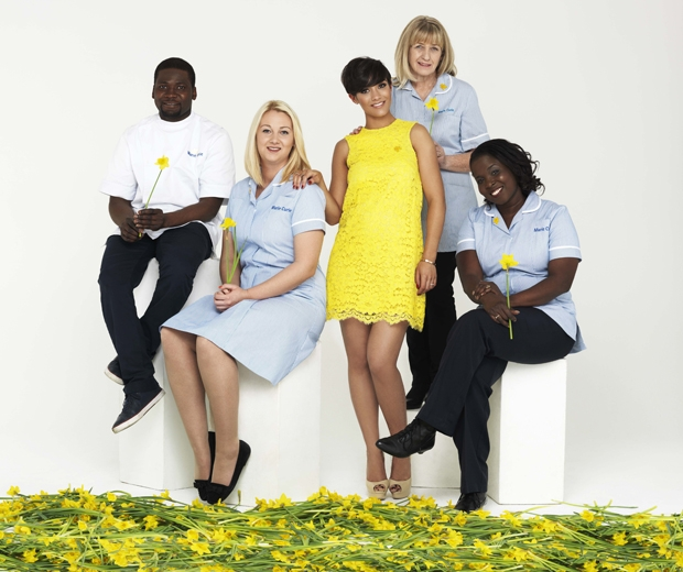 frankie bridge for marie curie