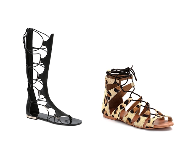 Try a knee high style or give animal print a spin for a fashion forward look