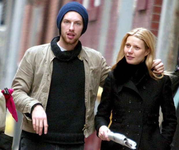 Chris Martin and Gwyneth Paltrow married