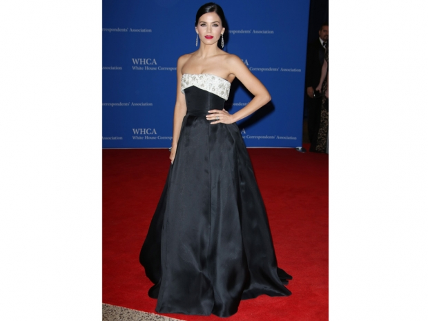 Jenna Dewan Tatum at the White House Correspondents' Ball