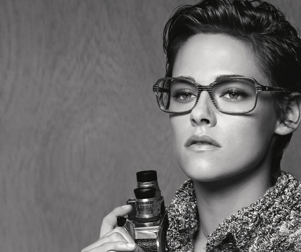 Kristen Stewart is currently the face of Chanel eyewear
