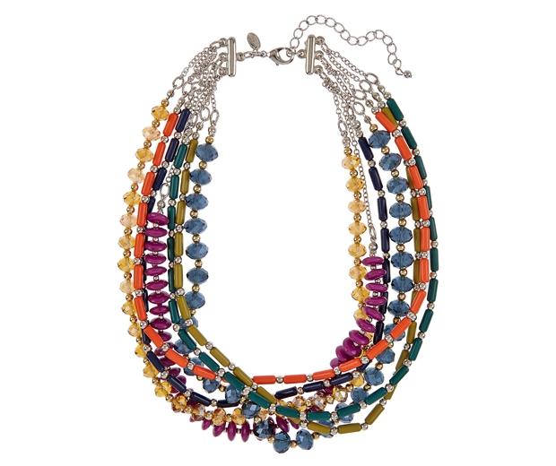 M&S Multi Strand Necklace, £18