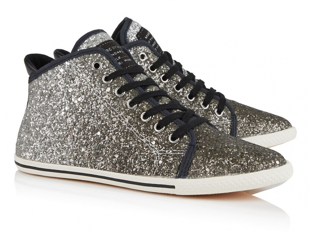 Marc by Marc Jacobs Glitter Printed Trainers