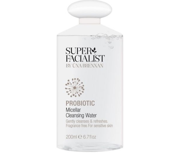 Super Facialist Probiotic Micellar Cleansing Water, £6.99