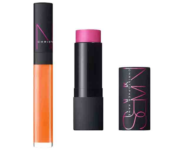 Our favourite NARS neon make-up favourites