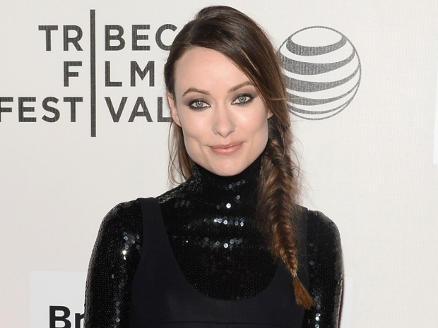 Olivia Wilde at the Sleeping With Other People premiere
