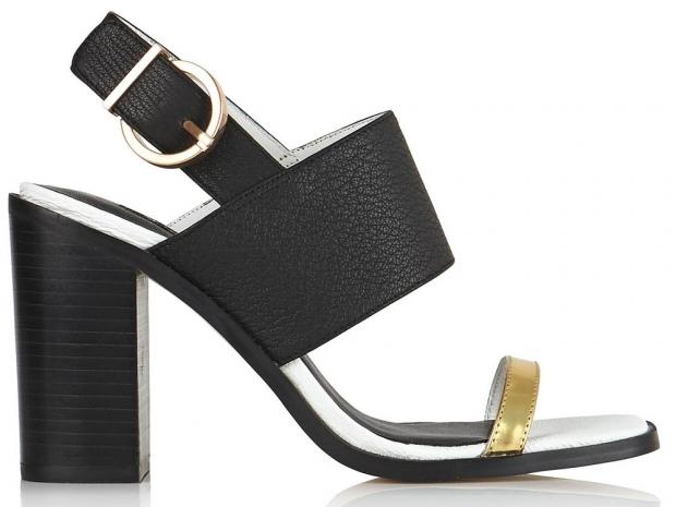 Senso Westley Square Toe Sandals