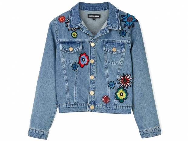 House of Holland Billy Denim Jacket