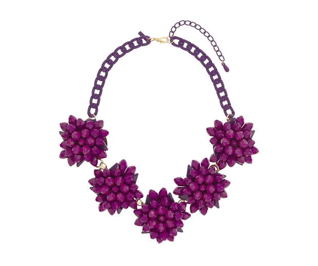 Topshop Floral Necklace, £22.50