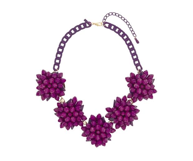 Topshop Floral Necklace, £22.50