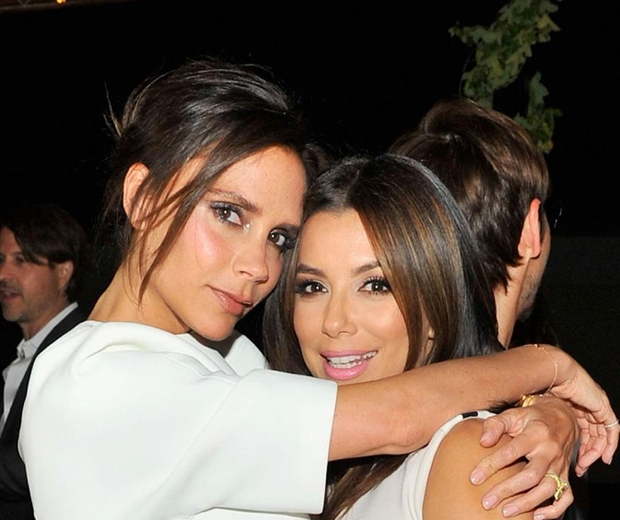 Victoria Beckham and Eva Longoria have been BFFs for years