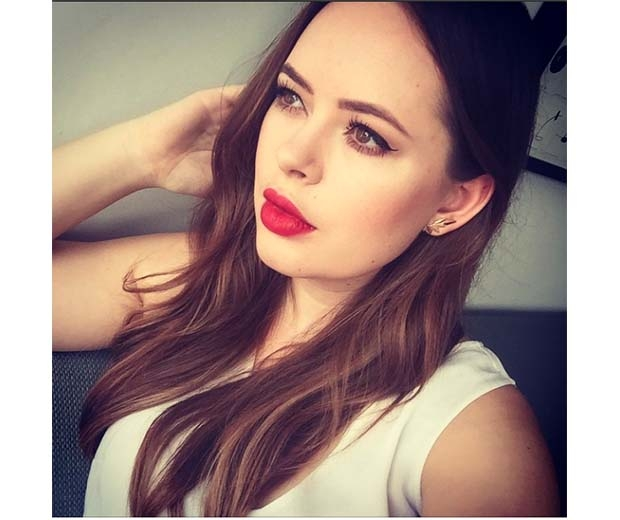 Tanya Burr counts Zoella as her BFF and has 2.7 million followers