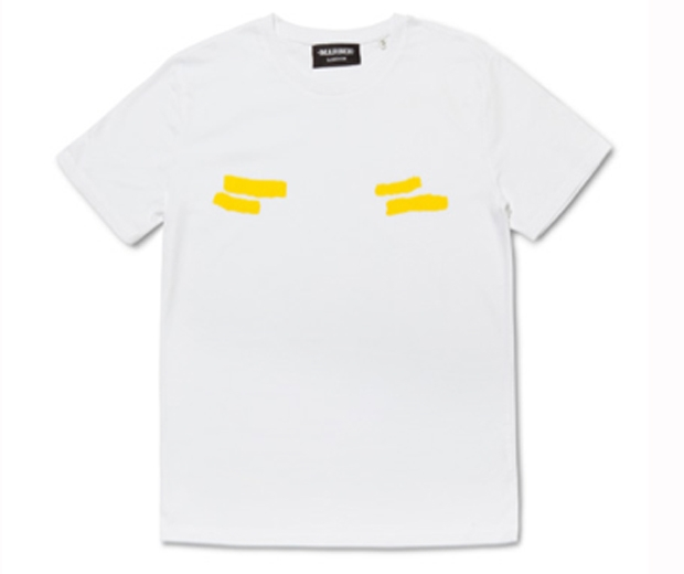 Marbek Warpaint T-Shirt, £24.99