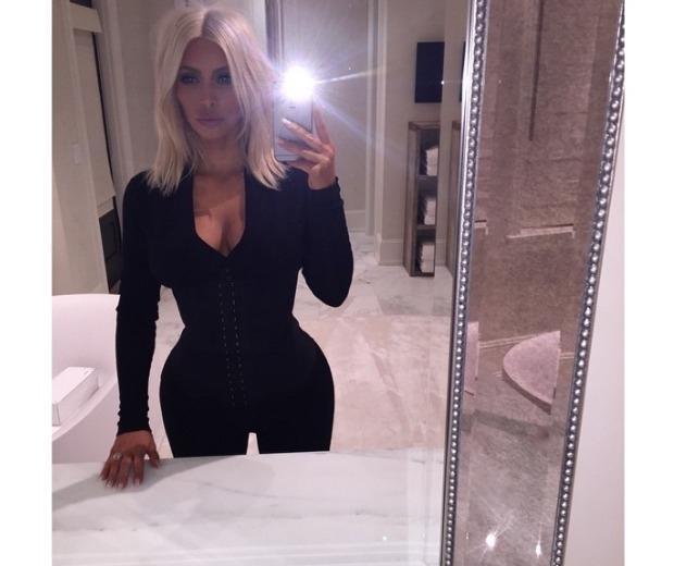 kim kardashian waist trainer