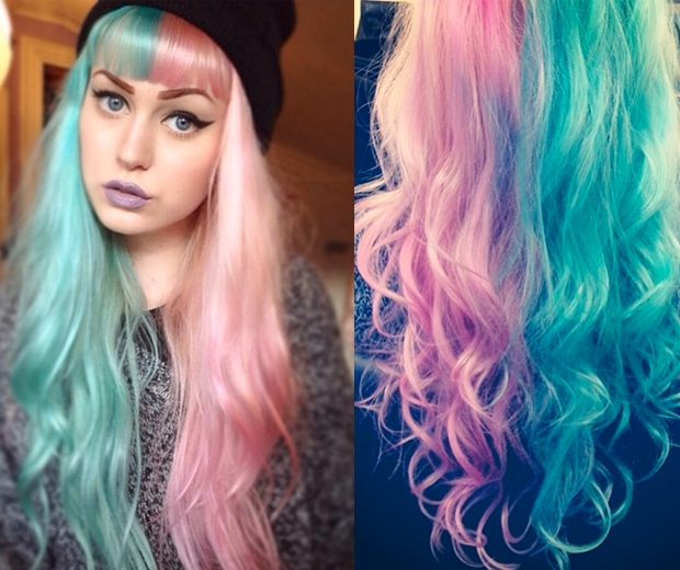 Cruella de Vil hair is taking over instagram