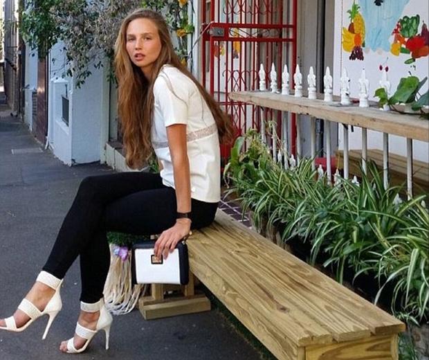 australia's top model instagram winner shot