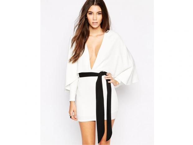 ASOS kimono sleeve dress