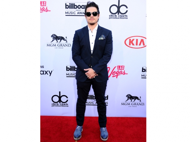 Casper Smart at the Billboard Music Awards