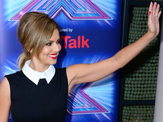 Cheryl Cole Xfactor